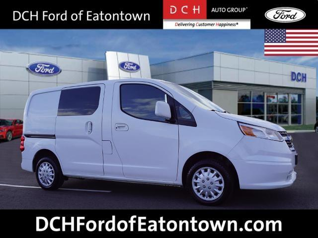 2015 Chevrolet City Express FWD, Empty Cargo Van #FK694498T - photo 1