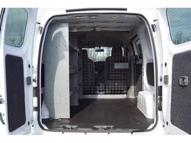 2015 Chevrolet City Express FWD, Upfitted Cargo Van #FK694498T - photo 1