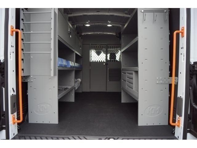 2020 Ford Transit 250 Med Roof AWD, Kargo Master Upfitted Cargo Van #LKA00528 - photo 1