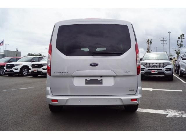 2021 Ford Transit Connect FWD, Empty Cargo Van #M1483113 - photo 1
