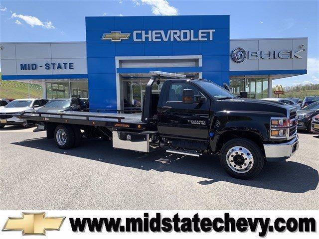 2019 Chevrolet Silverado Medium Duty Regular Cab DRW 4x2, Jerr-Dan Rollback Body #50030831 - photo 1