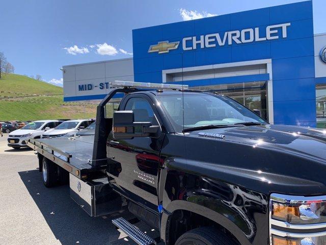 2019 Chevrolet Silverado Medium Duty Regular Cab DRW 4x2, Jerr-Dan Rollback Body #50030831 - photo 10
