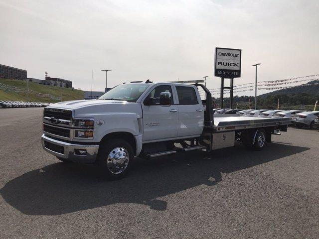 2020 Chevrolet Silverado Medium Duty Crew Cab DRW RWD, Jerr-Dan Rollback Body #50030916 - photo 3