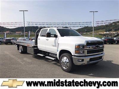 2020 Chevrolet Silverado Medium Duty Crew Cab DRW RWD, Jerr-Dan Rollback Body #50030916 - photo 1