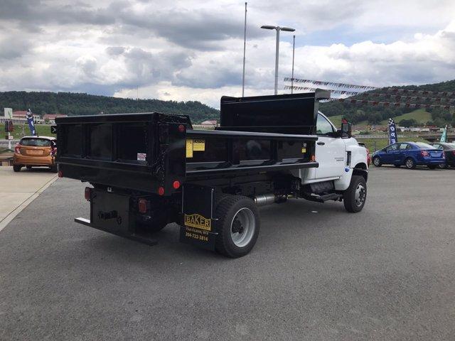 2020 Chevrolet Silverado Medium Duty Regular Cab DRW 4x4, Galion Dump Body #50030953 - photo 1