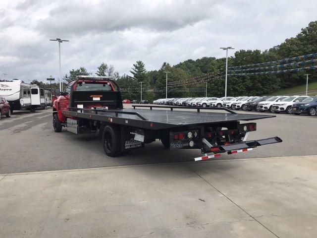 2020 Chevrolet Silverado Medium Duty Regular Cab DRW 4x4, Jerr-Dan Standard Duty Carriers Rollback Body #50031661 - photo 9