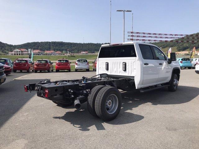 2020 Chevrolet Silverado 3500 Crew Cab DRW 4x4, Cab Chassis #50032063 - photo 1