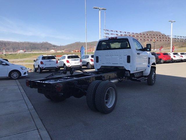 2020 Chevrolet Silverado Medium Duty Regular Cab DRW 4x4, Cab Chassis #50032487 - photo 1