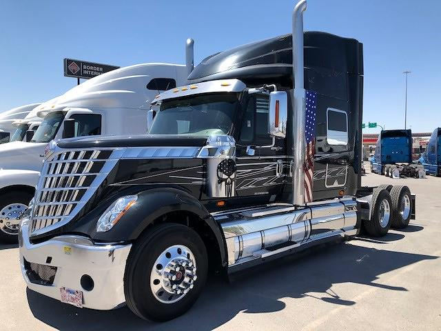 2010 International LoneStar 6x4, Tractor #129574 - photo 1