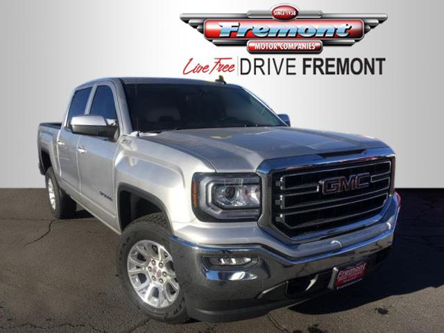 2018 GMC Sierra 1500 Crew Cab 4x4, Pickup #8G18079 - photo 1