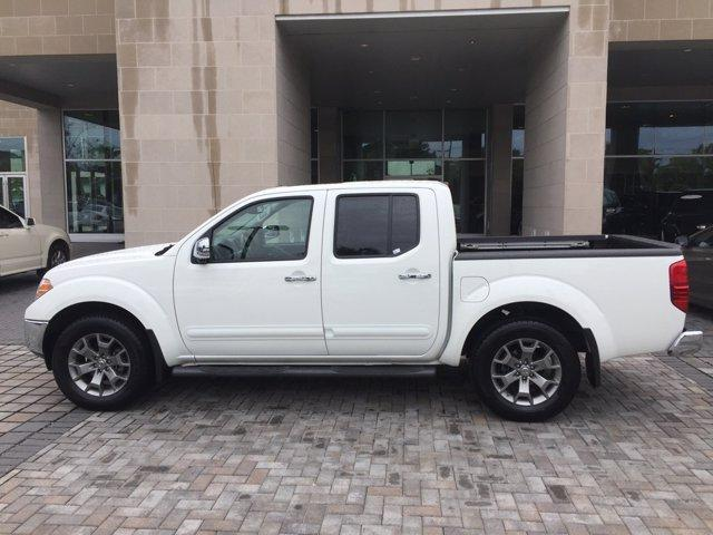 2019 Nissan Frontier Crew Cab 4x4, Pickup #CP2041A - photo 3