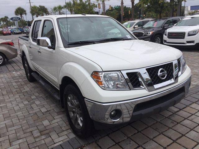 2019 Nissan Frontier Crew Cab 4x4, Pickup #CP2041A - photo 6