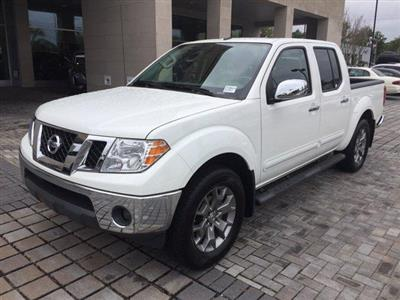 2019 Nissan Frontier Crew Cab 4x4, Pickup #CP2041A - photo 1