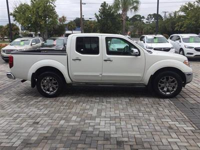 2019 Nissan Frontier Crew Cab 4x4, Pickup #CP2041A - photo 7