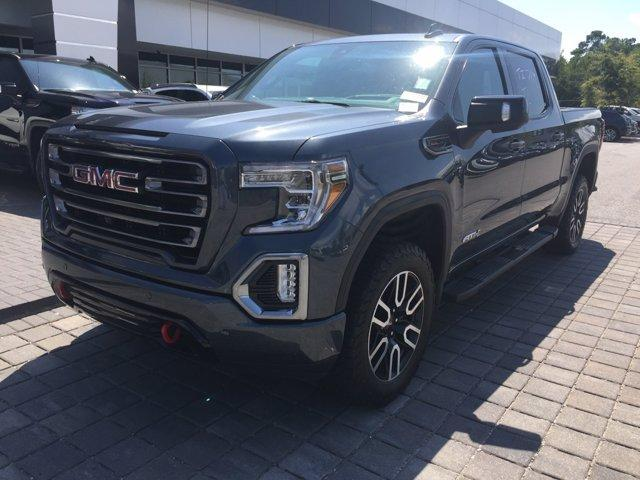 2019 GMC Sierra 1500 Crew Cab 4x4, Pickup #G5495A - photo 4