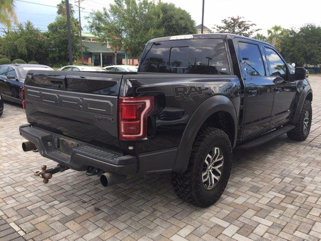 2018 Ford F-150 SuperCrew Cab 4x4, Pickup #G5565A - photo 8