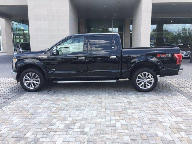 2017 Ford F-150 SuperCrew Cab 4x4, Pickup #G5579A - photo 3