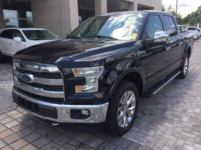 2017 Ford F-150 SuperCrew Cab 4x4, Pickup #G5579A - photo 5