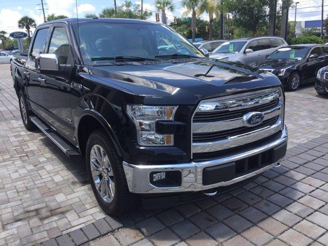 2017 Ford F-150 SuperCrew Cab 4x4, Pickup #G5579A - photo 7