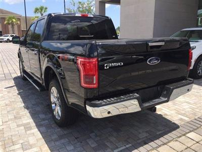 2017 Ford F-150 SuperCrew Cab 4x4, Pickup #G5579A - photo 2
