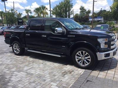 2017 Ford F-150 SuperCrew Cab 4x4, Pickup #G5579A - photo 8