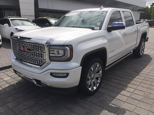 2018 GMC Sierra 1500 Crew Cab 4x4, Pickup #G5594A - photo 1