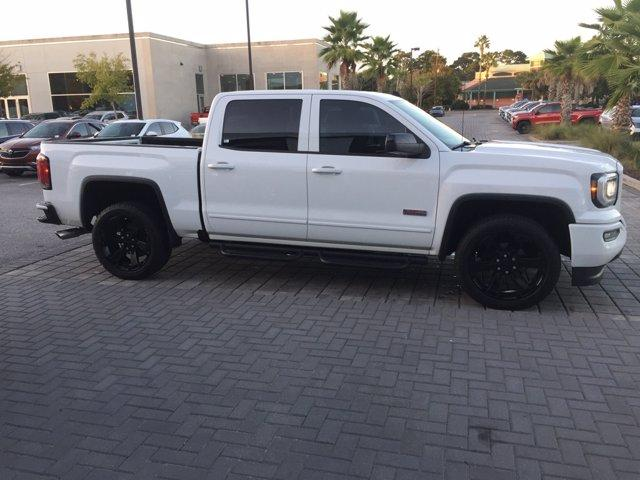 2017 GMC Sierra 1500 Crew Cab 4x4, Pickup #G5645B - photo 8