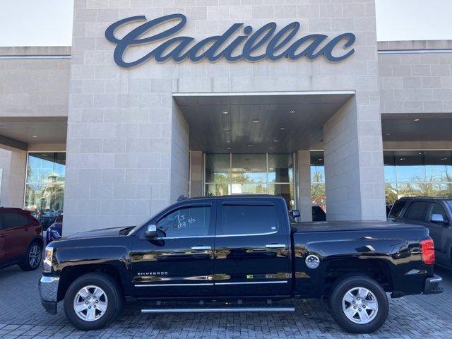 2018 Chevrolet Silverado 1500 Crew Cab 4x2, Pickup #G5692A - photo 1