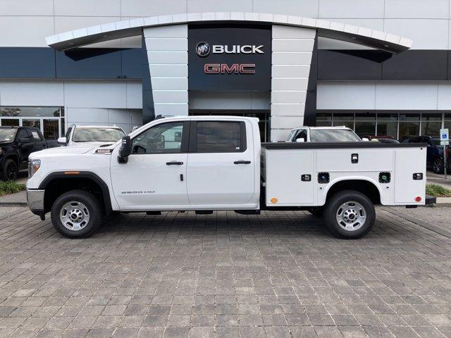 2020 GMC Sierra 2500 Crew Cab 4x4, Knapheide Service Body #G5693 - photo 1
