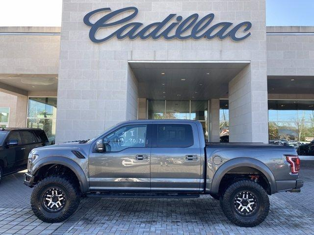 2019 Ford F-150 SuperCrew Cab 4x4, Pickup #G5698A - photo 3