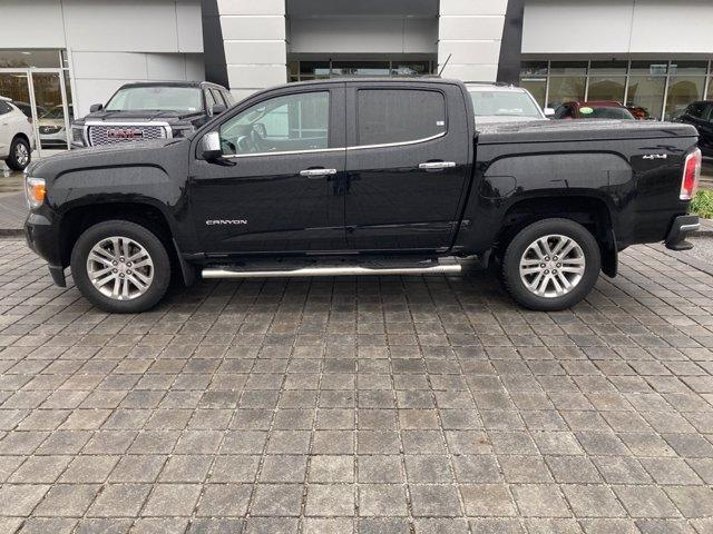 2016 GMC Canyon Crew Cab 4x4, Pickup #G5705A - photo 4