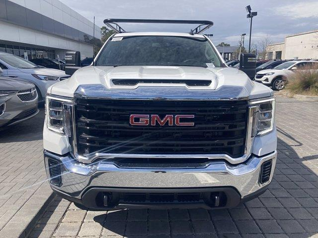 2021 GMC Sierra 2500 Crew Cab 4x2, Service Body #G5769 - photo 6