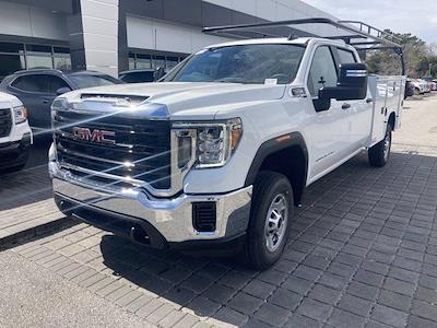 2021 GMC Sierra 2500 Crew Cab 4x2, Service Body #G5769 - photo 5