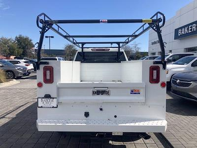2021 GMC Sierra 2500 Crew Cab 4x2, Service Body #G5769 - photo 9