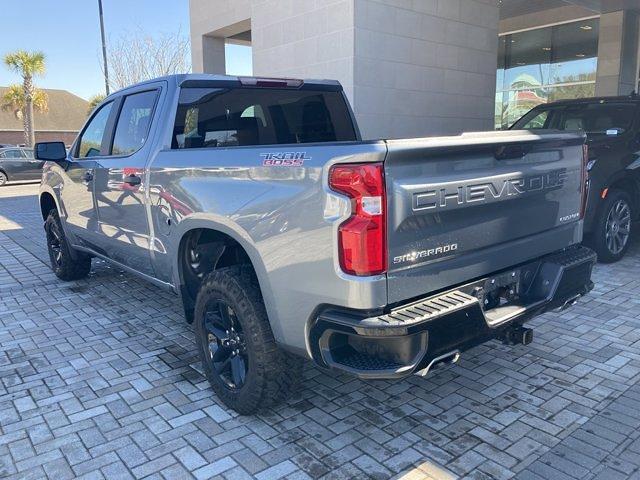 2019 Chevrolet Silverado 1500 Crew Cab 4x4, Pickup #G5799A - photo 1