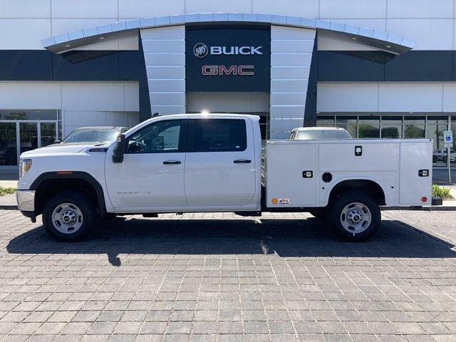 2021 GMC Sierra 2500 Crew Cab 4x2, Service Body #G5800 - photo 1