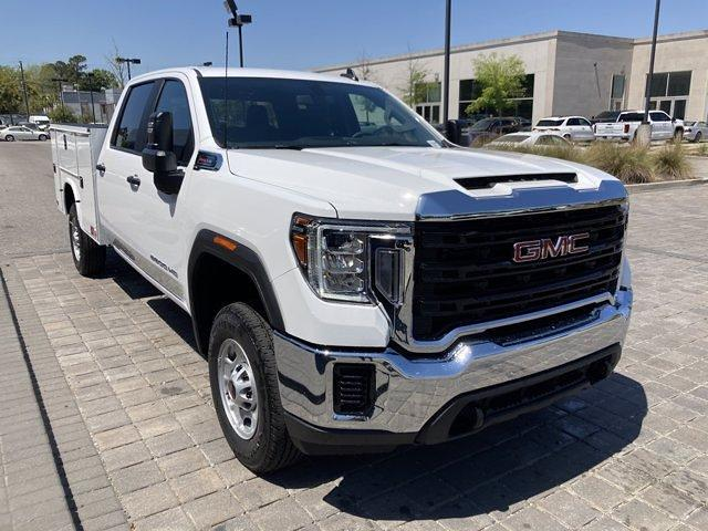 2021 GMC Sierra 2500 Crew Cab 4x2, Service Body #G5800 - photo 7