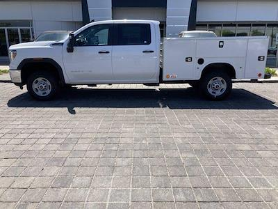 2021 GMC Sierra 2500 Crew Cab 4x2, Service Body #G5800 - photo 3
