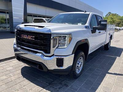 2021 GMC Sierra 2500 Crew Cab 4x2, Service Body #G5800 - photo 5
