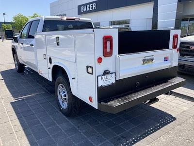 2021 GMC Sierra 2500 Crew Cab 4x2, Service Body #G5800 - photo 2