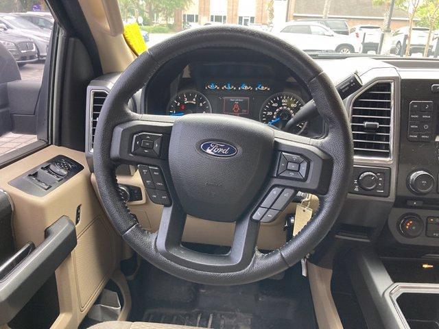 2015 Ford F-150 SuperCrew Cab 4x4, Pickup #G5843A - photo 15