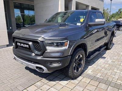 2019 Ram 1500 Quad Cab 4x4, Pickup #G5867A - photo 1