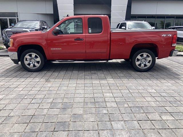 2010 Sierra 1500 Extended Cab 4x4,  Pickup #G5912A - photo 4