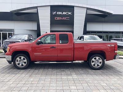 2010 Sierra 1500 Extended Cab 4x4,  Pickup #G5912A - photo 3
