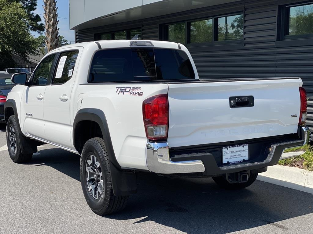 2017 Toyota Tacoma Double Cab 4x2, Pickup #I5491N - photo 2