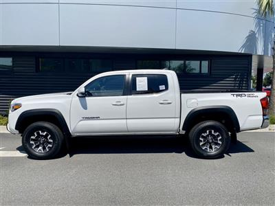 2017 Toyota Tacoma Double Cab 4x2, Pickup #I5491N - photo 4