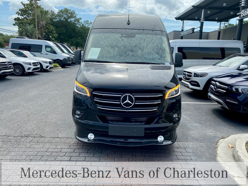 2020 Mercedes-Benz Sprinter 3500 4x2, Passenger Van #MAD7327 - photo 4