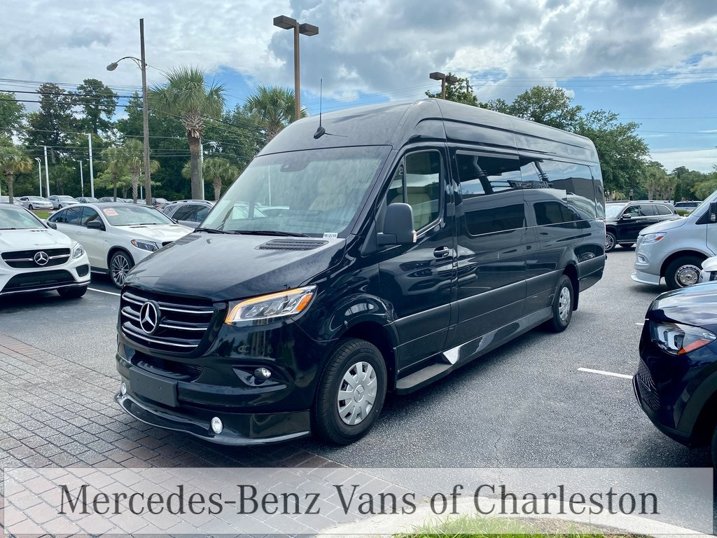 2020 Mercedes-Benz Sprinter 3500 4x2, Passenger Van #MAD7327 - photo 1