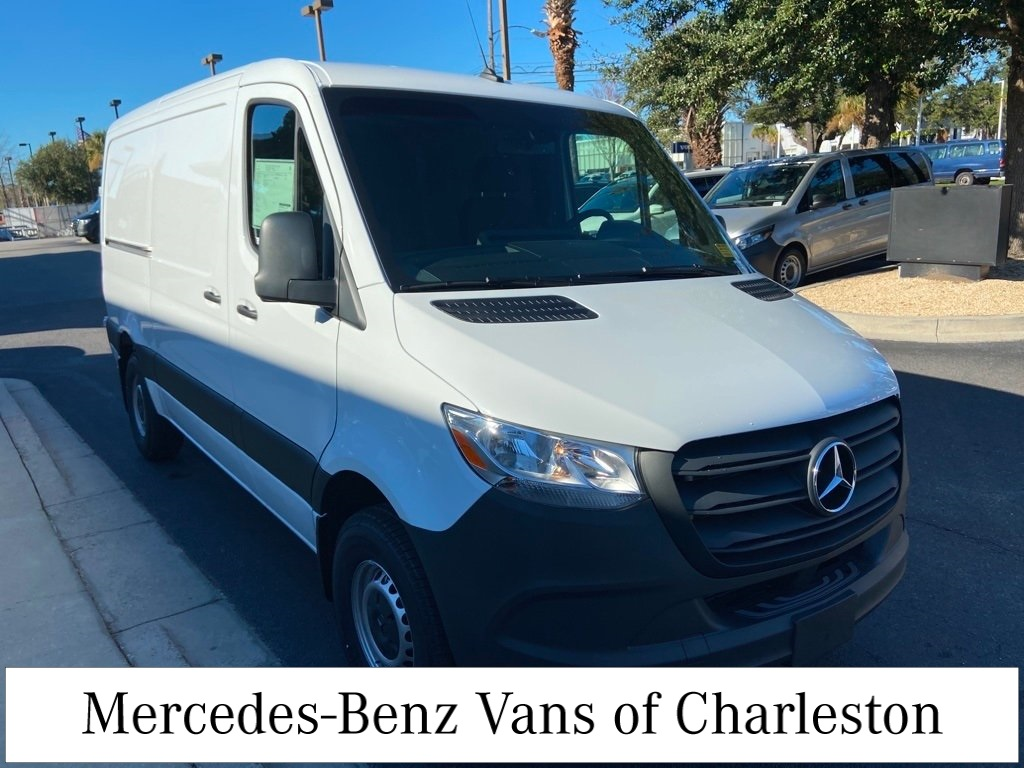 2019 Mercedes-Benz Sprinter 1500 Standard Roof 4x2, Sortimo Upfitted Cargo Van #MB10038 - photo 1