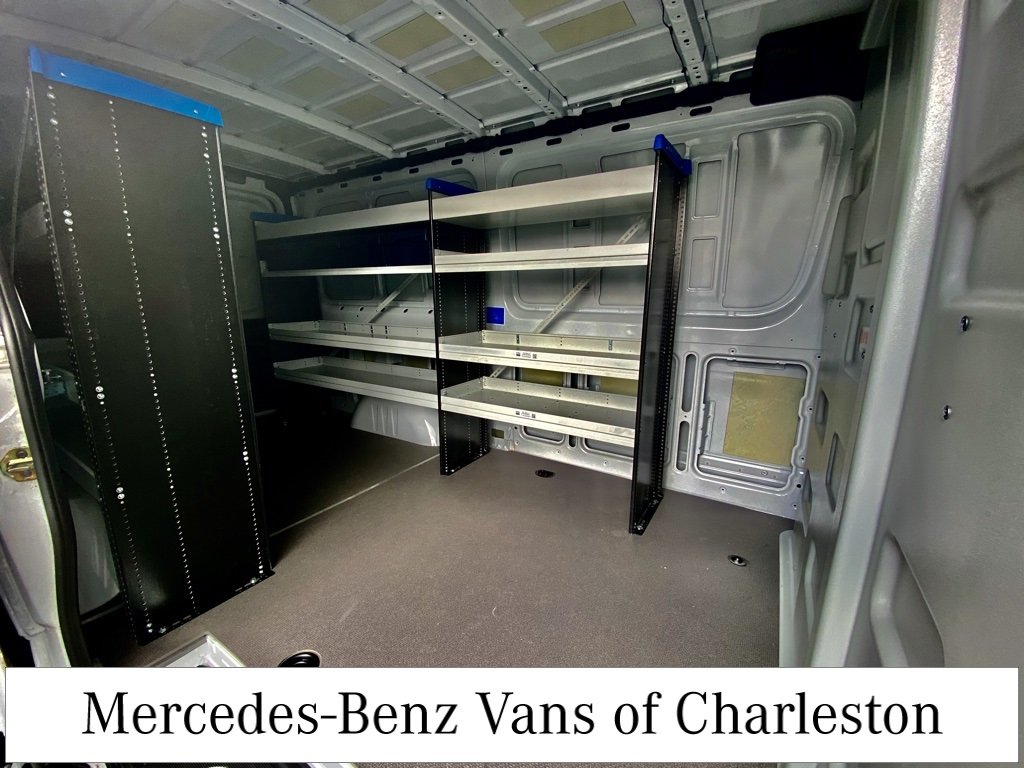 2019 Mercedes-Benz Sprinter 1500 Standard Roof 4x2, Sortimo ProPaxx General Service Upfitted Cargo Van #MB10038 - photo 3